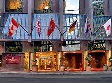 Crowne Plaza Hotel Seattle Downtown Area